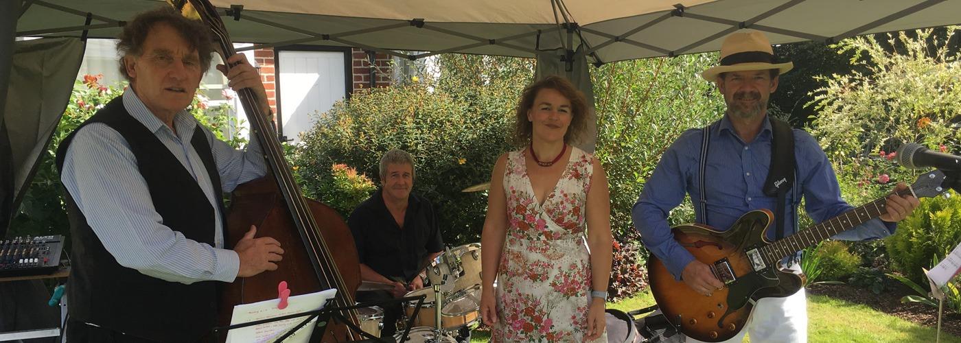 Garden Jazz Quartet