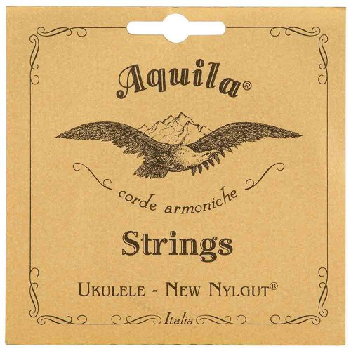 Aquila AQ4 Soprano Ukulele strings