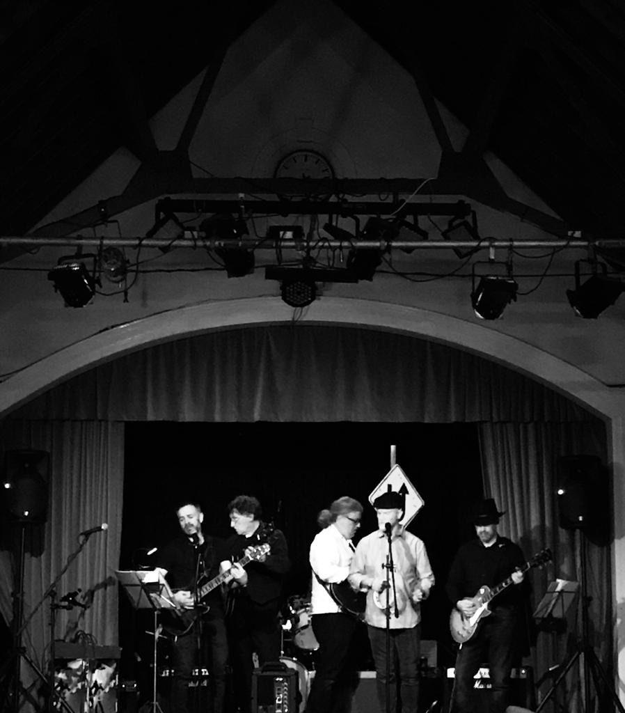 U-Turn Blues Band at Hurst Green