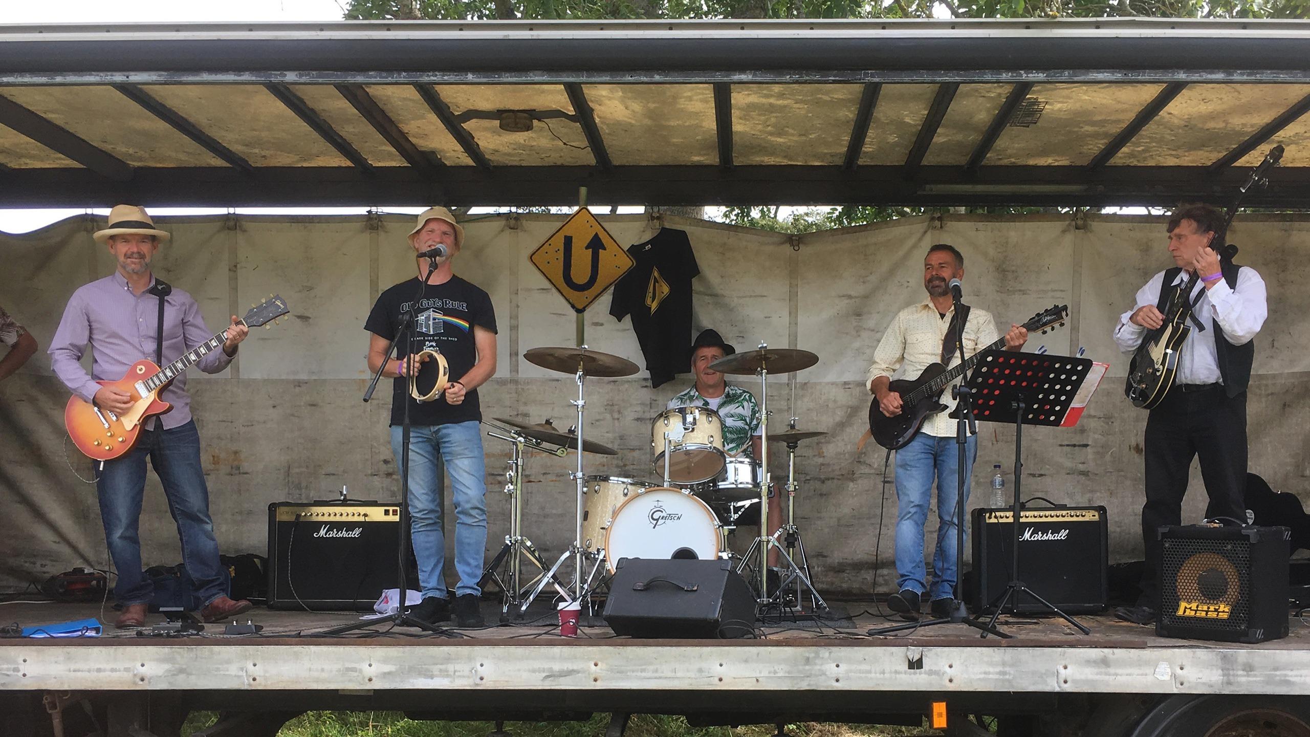 U-Turn Blues Band