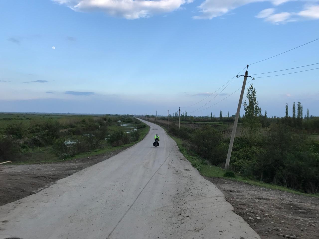 2019 cycling tour georgia to azerbaijan