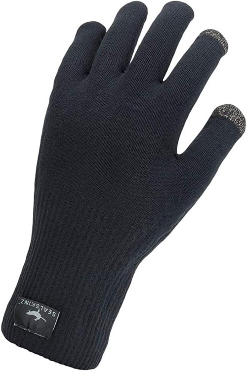 SealSkinz Waterproof Cyling Gloves